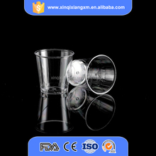 Selling 200ML Disposable Clear Plastic Water Cups