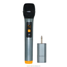 Handheld Wireless Communication Stereo Microphone Style for Any Active Speakers
