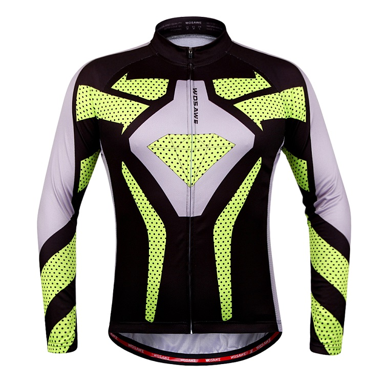 Autumn and winter crane sports wear cycling