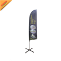 Fast Production weatherproof printing banner flag