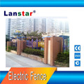 Security power fencing, home electrical fence energizer wireless control