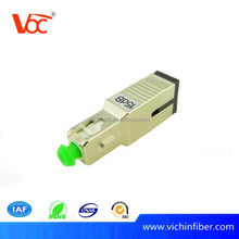 Male to Female SC/APC Optical Fiber Attenuator Variable hybrid type