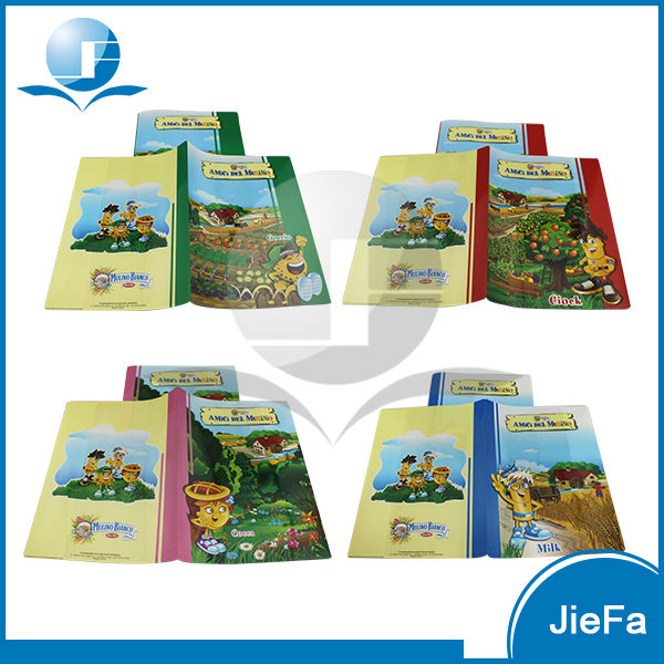 High Quality PVC Book Cover, Hard Cover book,Supplied to Italian Market