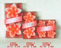 Hot sale factory direct flower shape candle