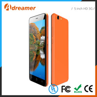 Large battery capacity 2300mah android quad core 3g smartphone
