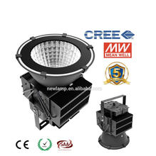 500W LED High Bay Light LED Replacement 1000w Halogen Flood Light CE SAA Industrial Factory