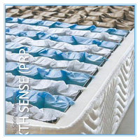 Roll Package Customized Size Mattress Pocket Spring