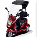 africa electric moped scooter tricycle 3 wheel trike for adult with ce en12184,en15194