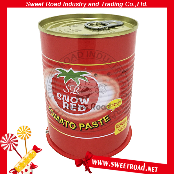 Wholesale 400g Tomato Paste Ketchup Sauce Brand Names