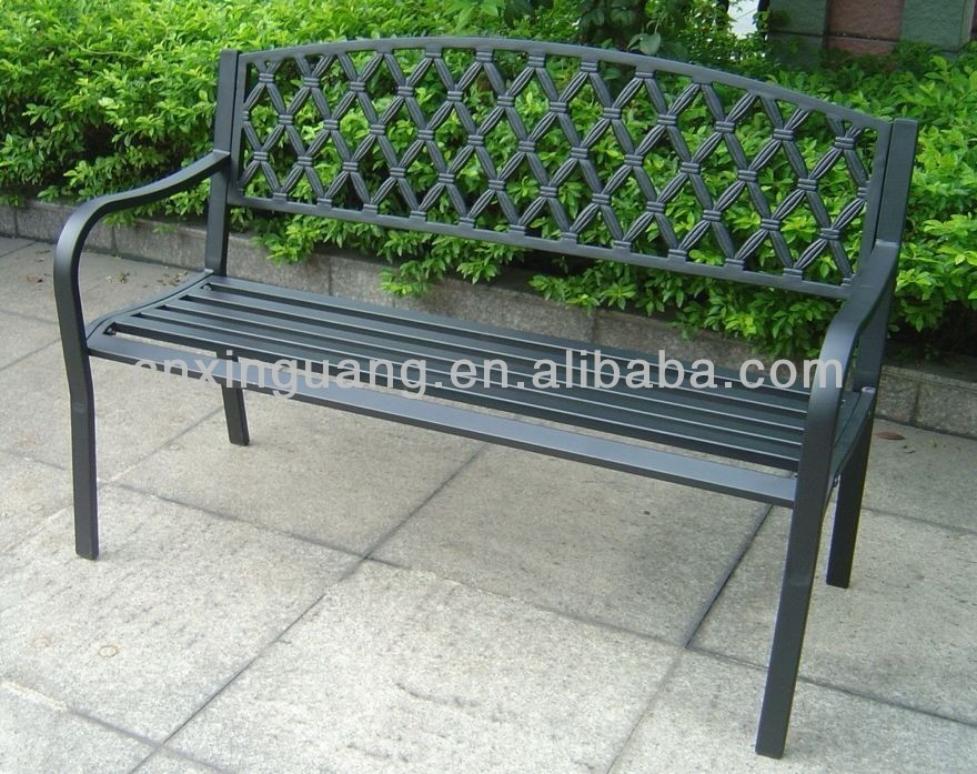 Great Metal Garden Bench   Buy Garden Bench,Paito Bench,Bench Product On  Alibaba.com