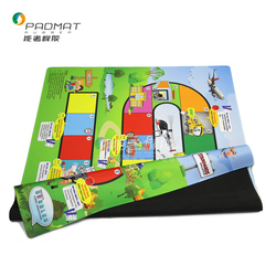 custom large pleasure ground parklon natural rubber outdoor kids play mats