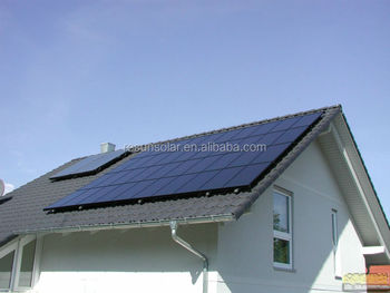 home solar system 10kw off grid solar power system