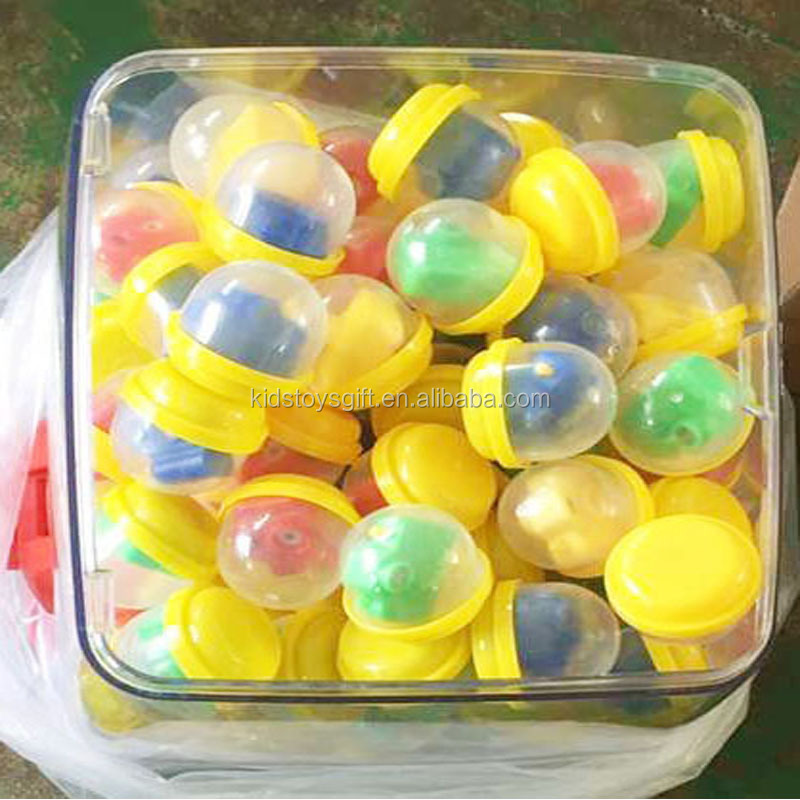 Wholesale Bulk Vending Machine clear toy Capsule