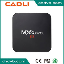 Good price of mxq firmware update amlogic s905 android tv box With Stable Function