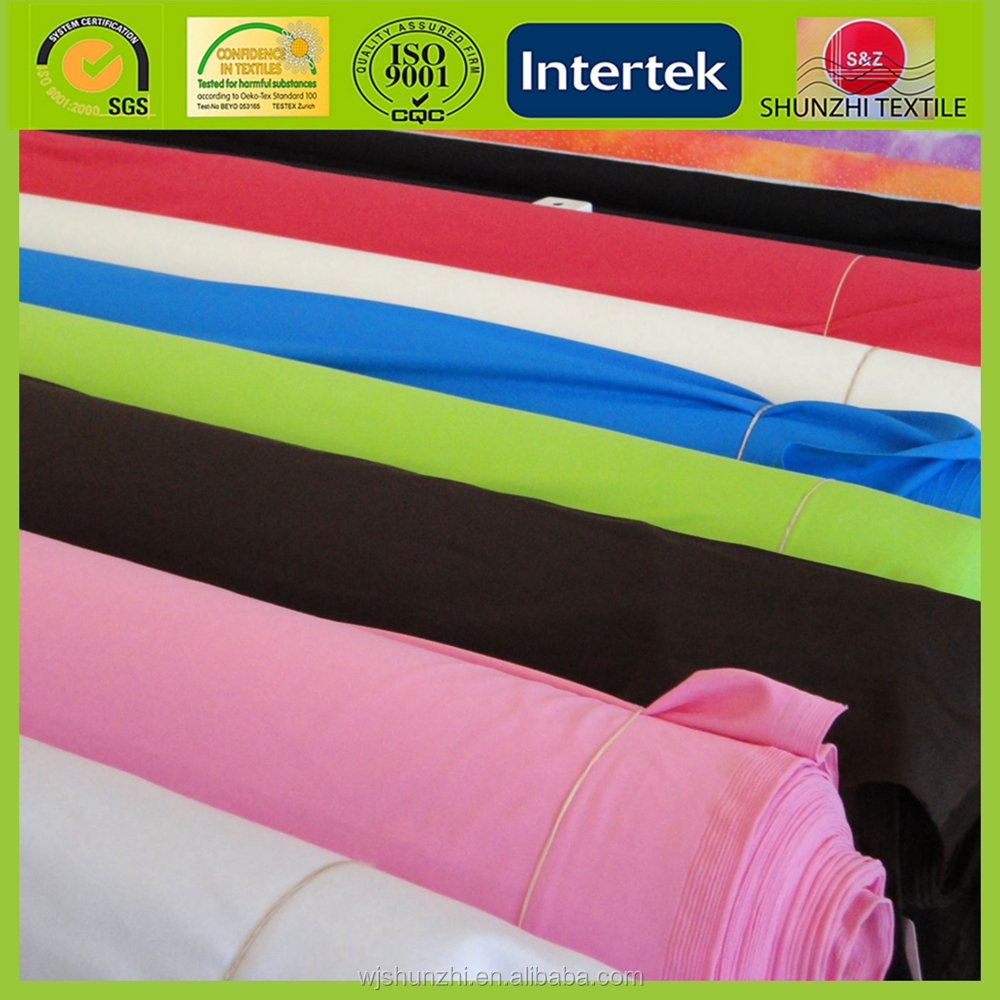 new 2015 fashion new design pretty spandex polyester board short fabric in 97%p,3%sp