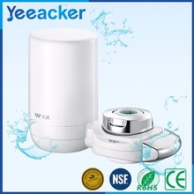 precision filter faucet mounted ceramic activated carbon water purifier