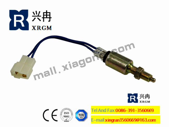 Forklift parts - brake lamp switch