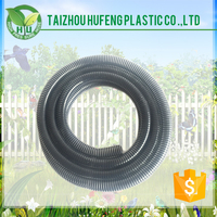 2016 hot product User-friendly PVC Corrugated Plastic Hose Pipe