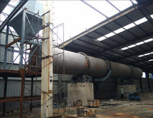 XINGYUAN GROUP Activated carbon Rotary Kiln machine production line Project