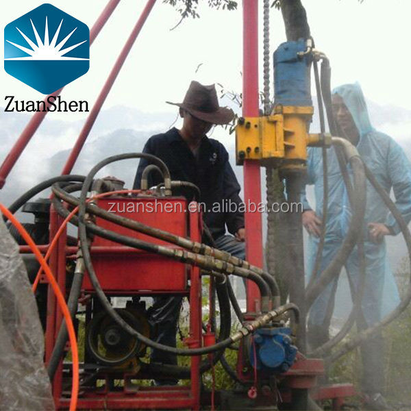 drill rig machine exported to Russia