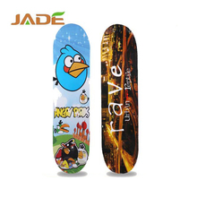 "2017 Professional speed outdoor skateboard for sale, 31""*8"" 9ply Chinese Maple skateboard"
