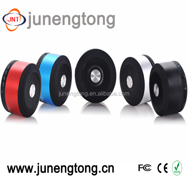 XIAOMI wireless speaker circle shape with jack plug portable ourdor avtive bluetooth speaker