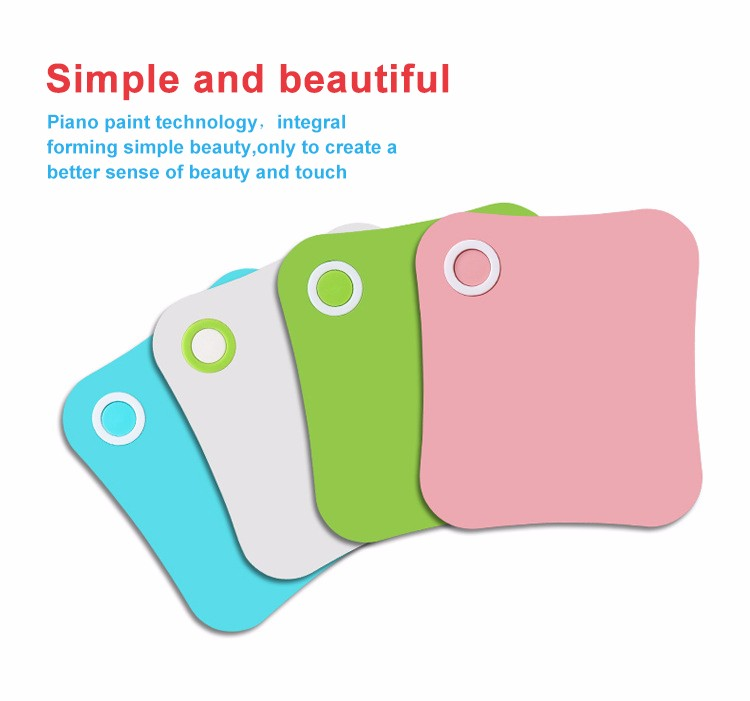 Promotional Price Big Power Plastic Cute Power Bank