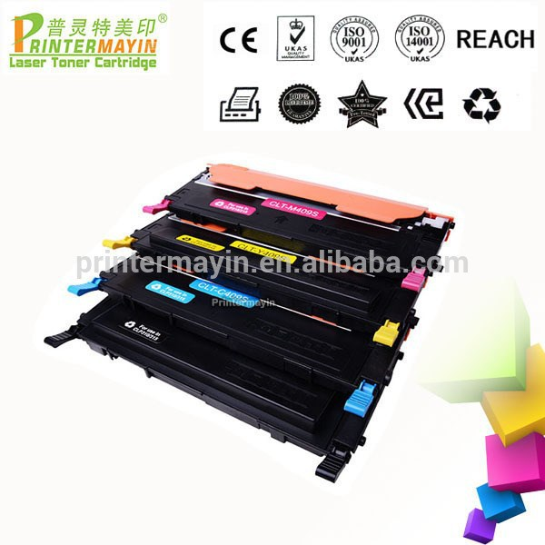 CLT-409S Color Laser Toner Cartridges Remanufactured FOR USE IN SAMSUNG CLP310/315 PrinterMayin