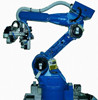 Automatic Spray Painting Robot for Metal Components