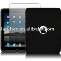 For IPAD SILICON SKIN CASE Screen Protector
