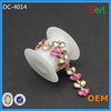 Fashion Jewelry Crystal Stone Resin Beaded