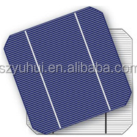 17.8%high efficiency 125*125 mono crystalline solar cell with good quality for sale