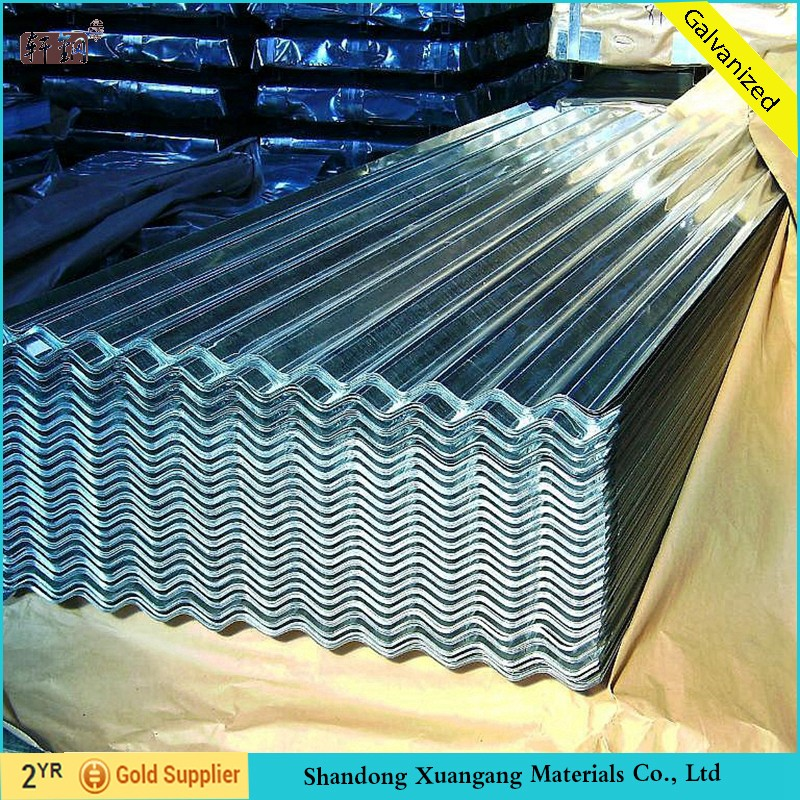 steel roof tile galvanized corrugated/ steel roofing sheet corrugated metal roof sheet
