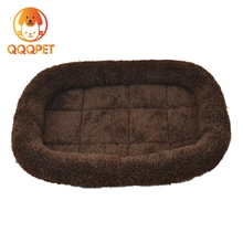 Cheap handmade soft cushion pet bed non-slip dog bed