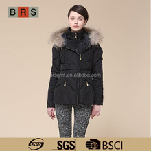 Girls/Women Winter Jacket With Fur Hood