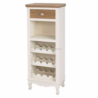 French reclaimed wooden antique wine cabinets