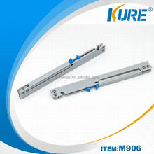 factory price plastic soft cloing sliding door system soft close damper