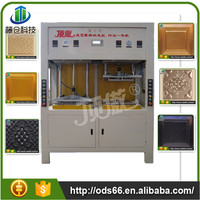 construction used 3d leather panel machine