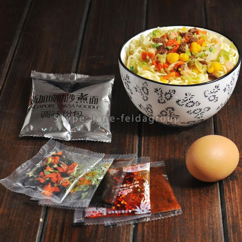 seafood flavor instant soup packets seasoning powder