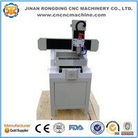 High precision jewelry cnc router/cnc gold engraving machine