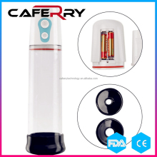 2017 Caferry electronic vacuum penis pump enlargement