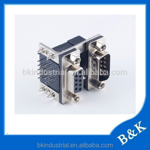 Saudi Arabia market d-sub 15p connector factory