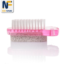 New Design pumice stone, nail brush foot pedicure scrubber