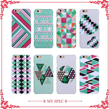 Sample custom design top quality wholesale mobile phone case for iPhone 6