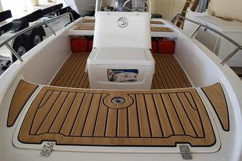 New design eva marine flooring wood texture sheet boat decking for yacht floor decking use