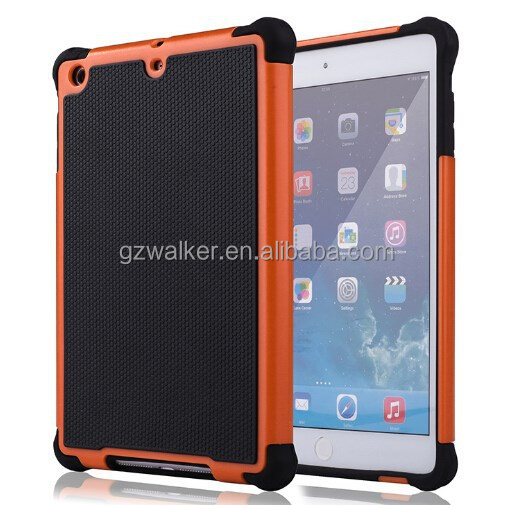 Hot Selling Factory Prices High Quality Fashionable Design Rugged Case with Football Lines for ipad air 2,Cover Case