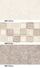New items 300x600 3D inkjet Ceramic Interior Wall Tiles RBP0524A