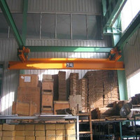 LX Single Girder Suspension Crane, Low Room Cheap Price Tools Used for Mechanical Workshop