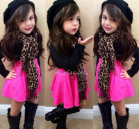 Clothing Suppliers For Boutiques Little Girls Western Wear 3 Pcs Set Clothing Baby