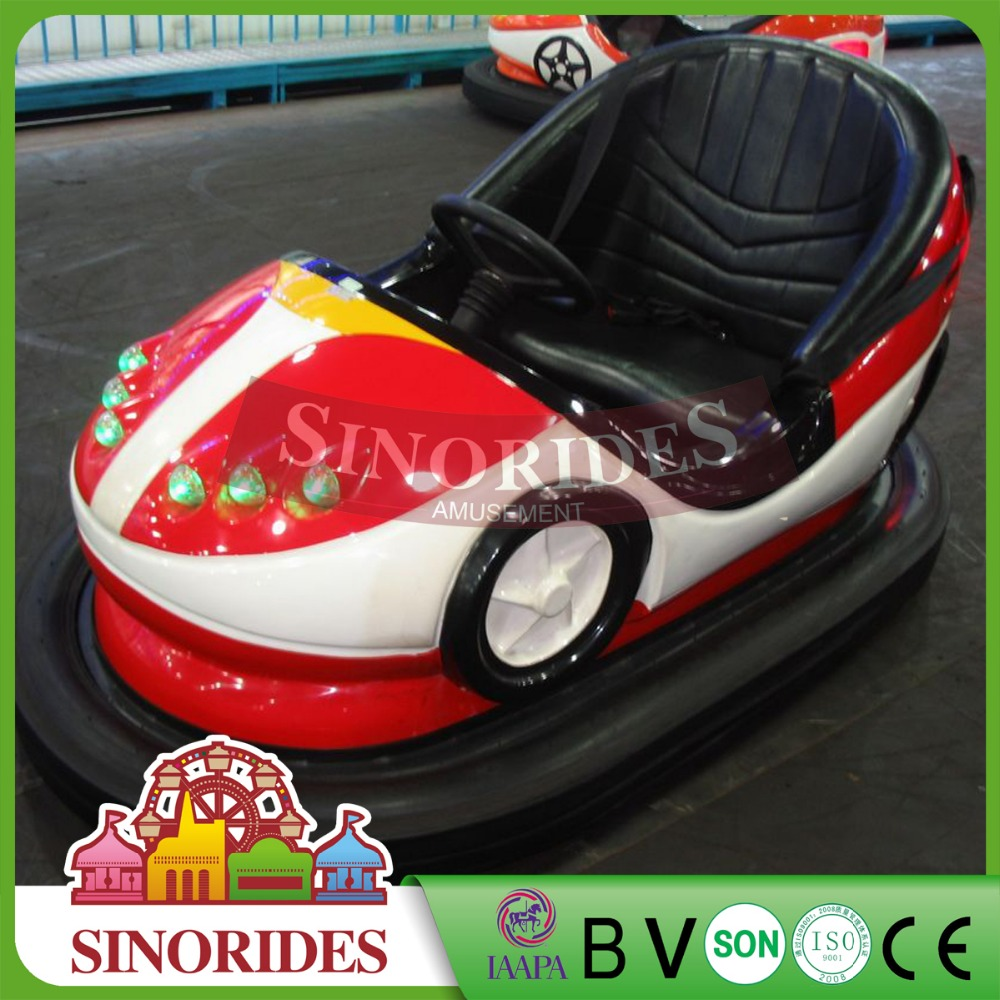 Amusement park investment consult adults electric scooter auto scooter